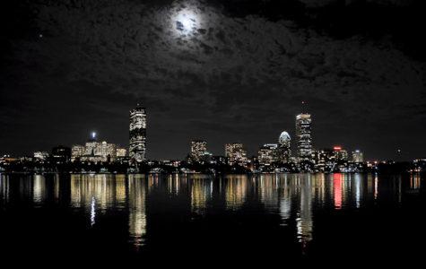 Time - Boston At Night
